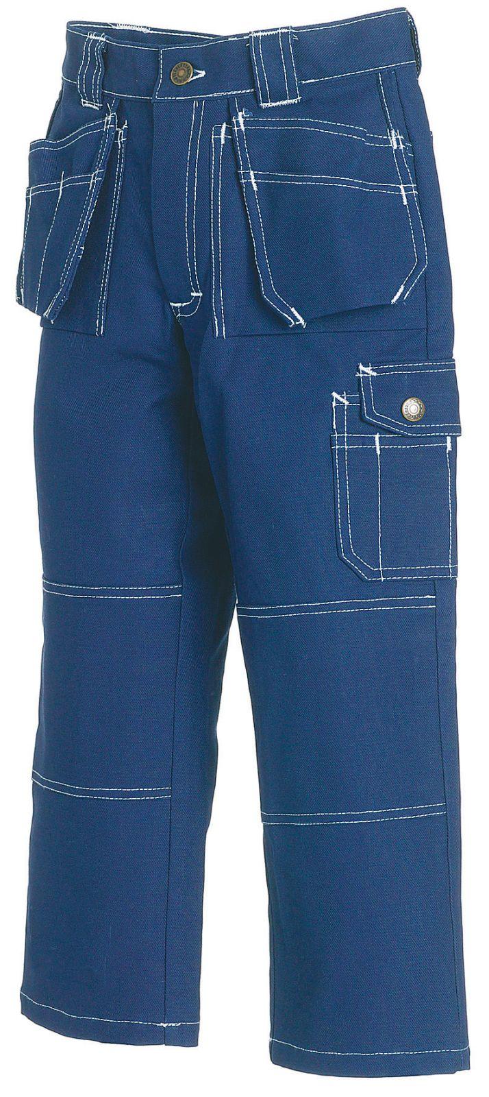 Blaklader Kinderkleding 15441370 marineblauw(8800)