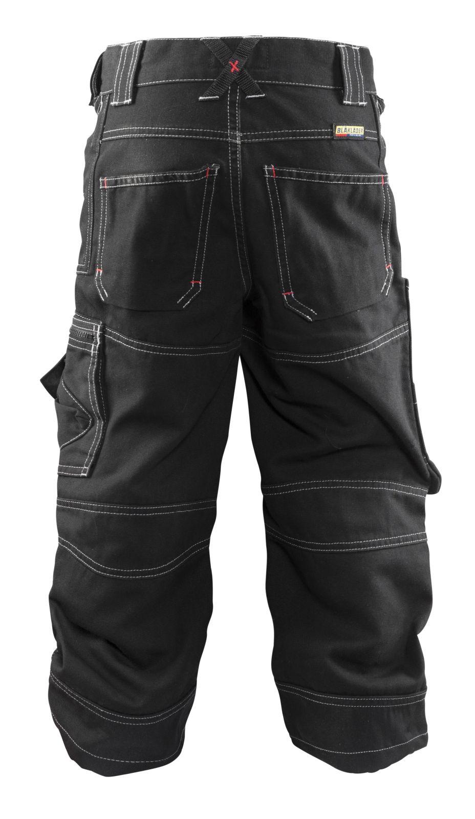 Blaklader Kinderkleding 15461310 zwart(9900)