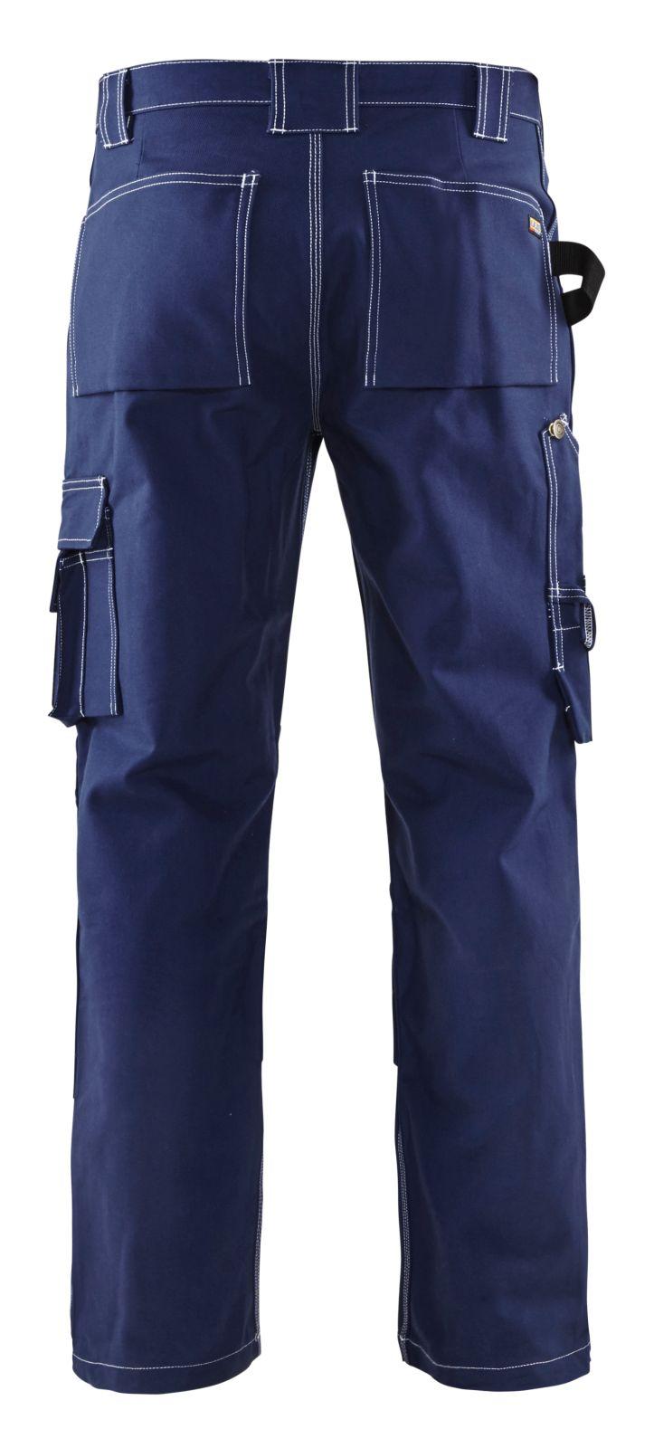 Blaklader Werkbroeken 15701370 marineblauw(8800)