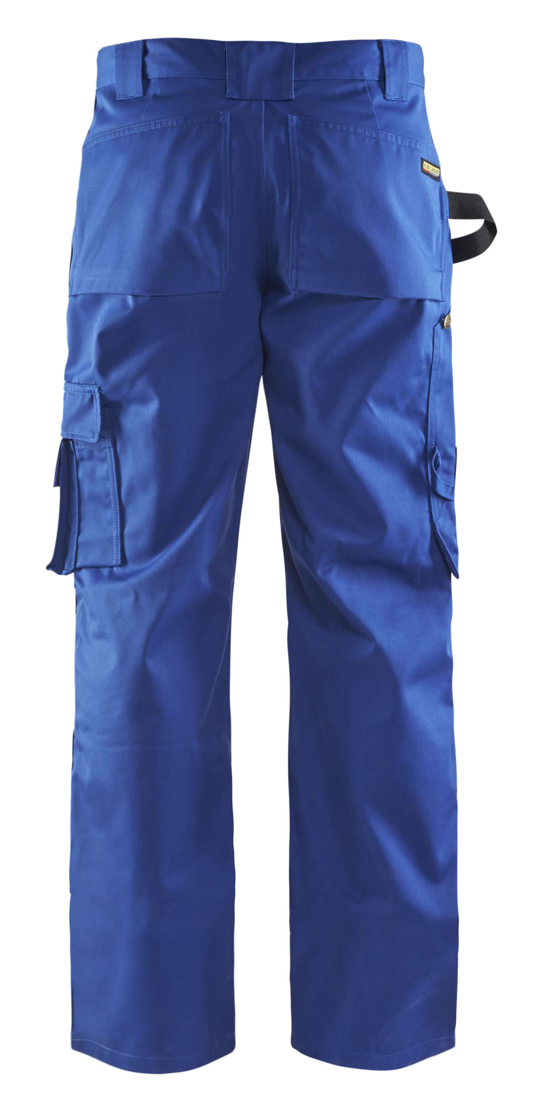 Blaklader Ambacht Werkbroek Werkbroeken 15701860 Kniezakken Polyester- katoen- Cordura kobaltblauw(8500)