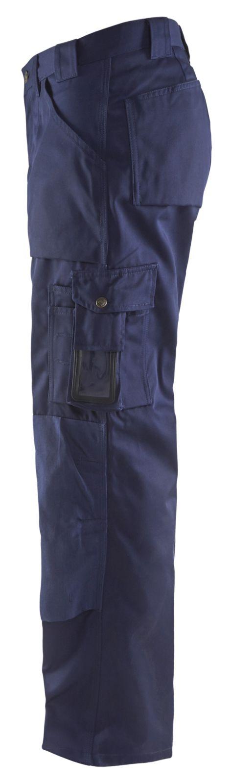 Blaklader Werkbroeken 15701860 marineblauw(8900)