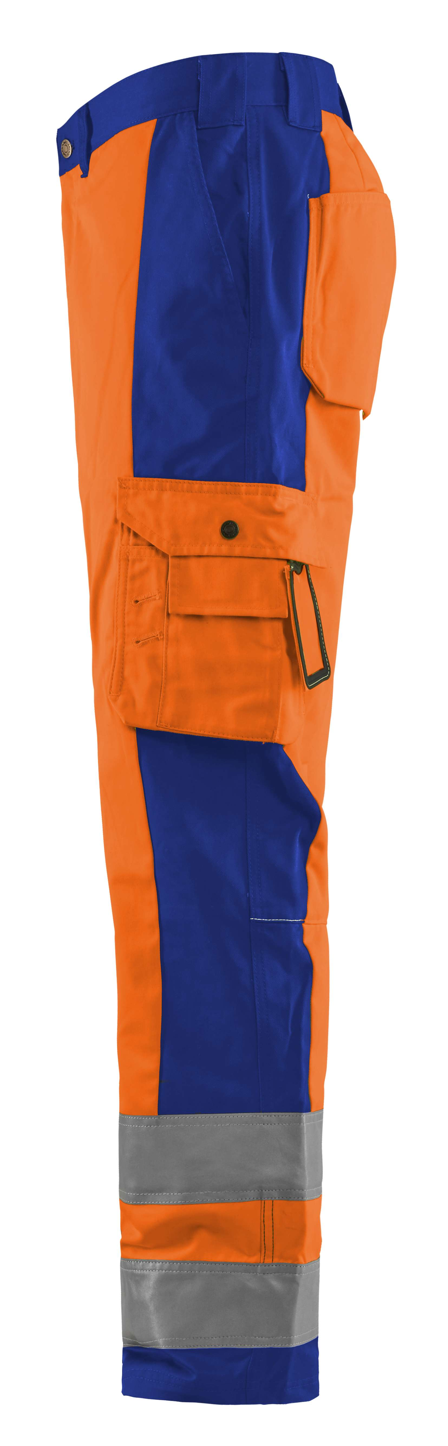 Blaklader Werkbroeken 15831860 High Vis oranje-korenblauw(5385)