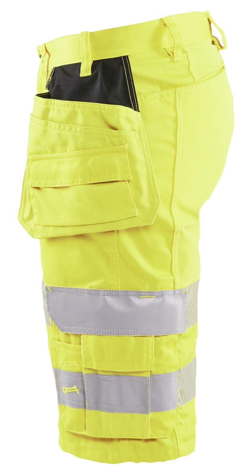 Blaklader Korte werkbroeken 15861811 High Vis fluo-geel(3300)