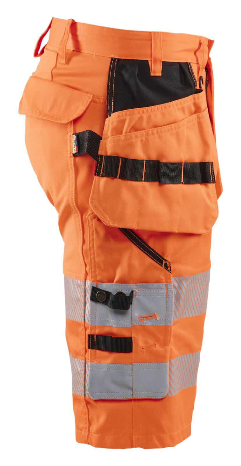 Blaklader Korte werkbroeken 15861811 High Vis fluo-oranje(5300)