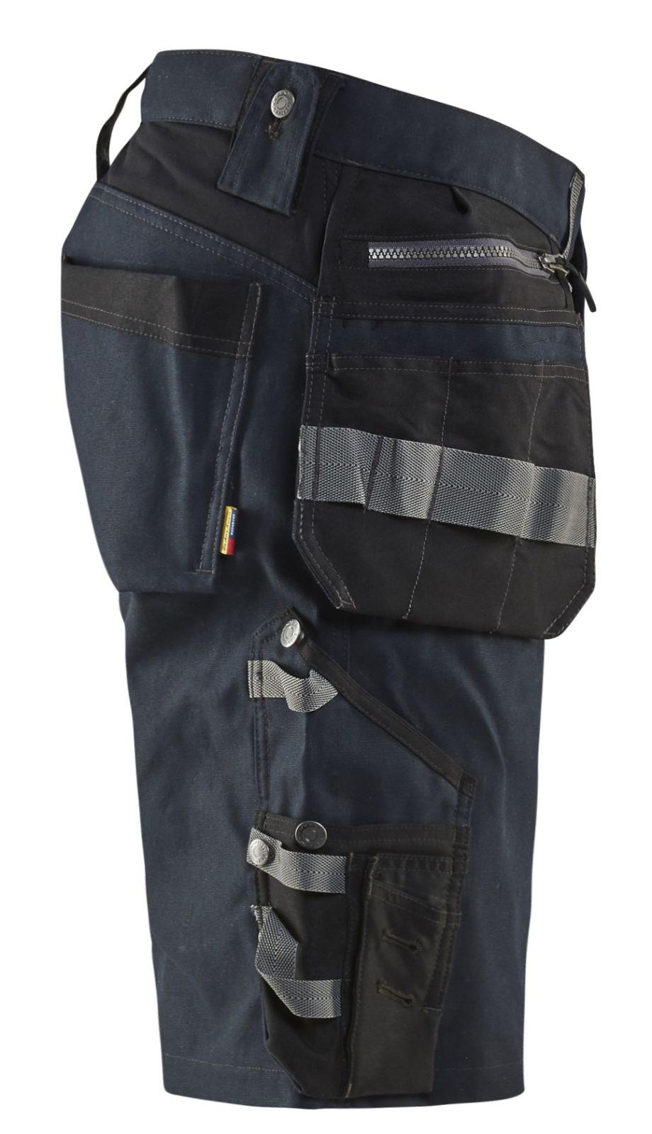 Blaklader Broeken 15981343 donker marineblauw-zwart(8699)