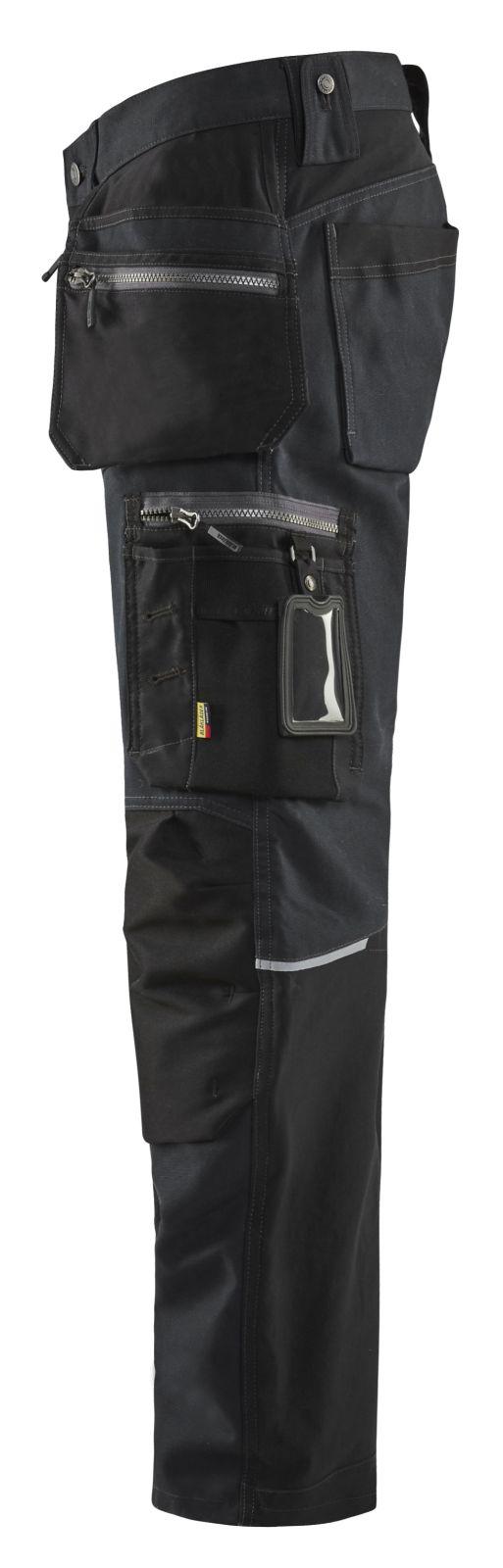 Blaklader Broeken 15991343 zwart(9900)