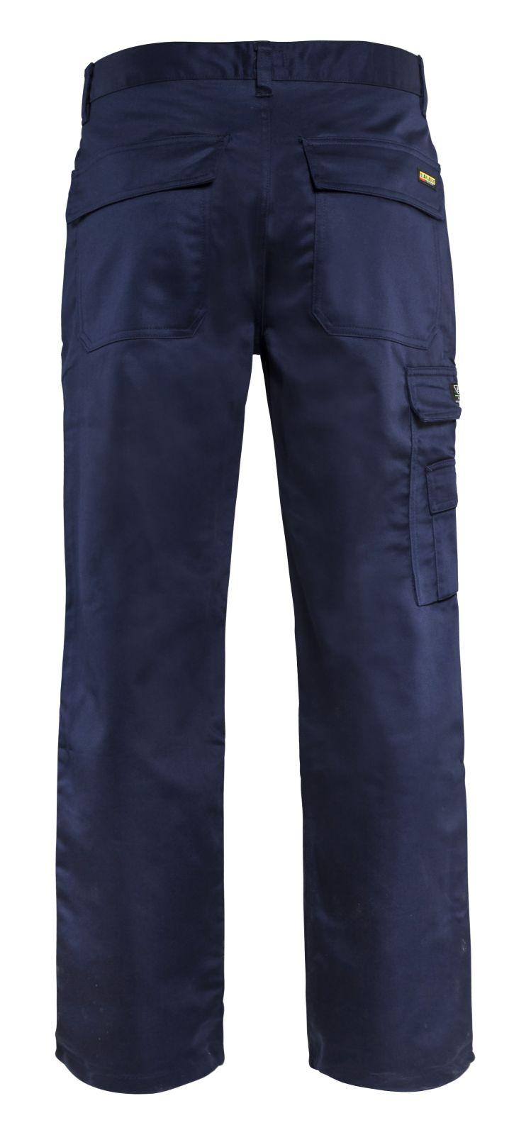 Blaklader Werkbroeken 17241507 Vlamvertragend marineblauw(8900)