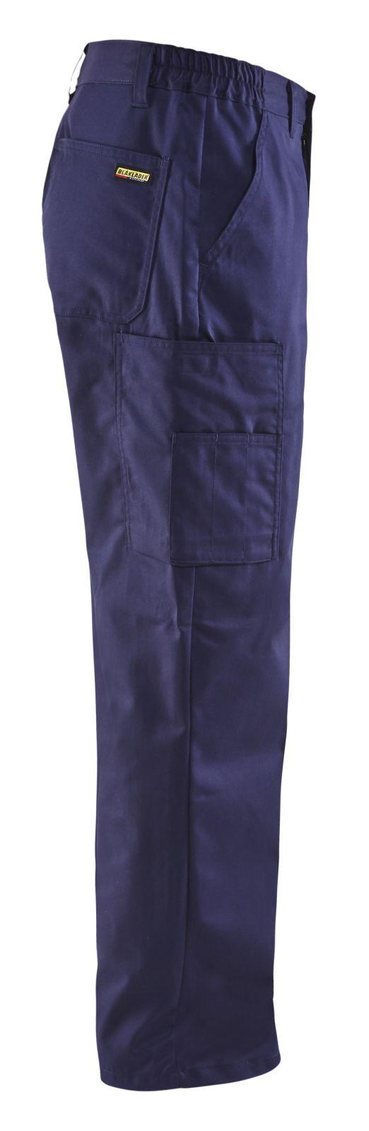Blaklader Werkbroeken 17251800 marineblauw(8900)