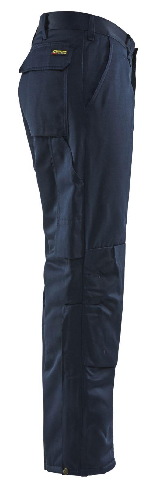 Blaklader Winterbroeken 18001900 marineblauw(8800)