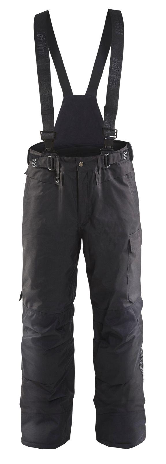 Blaklader Winterwerkbroeken 18101977 zwart(9900)