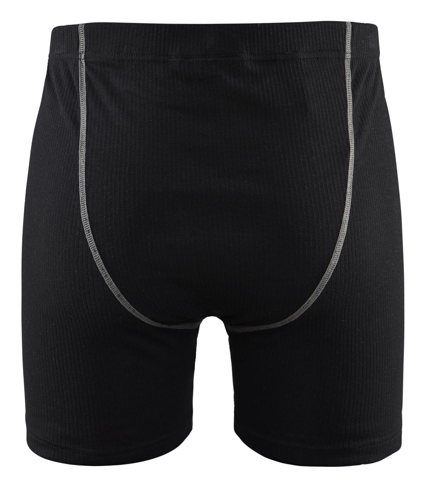Blaklader Boxershorts 18281725 Vlamvertragend zwart(9900)