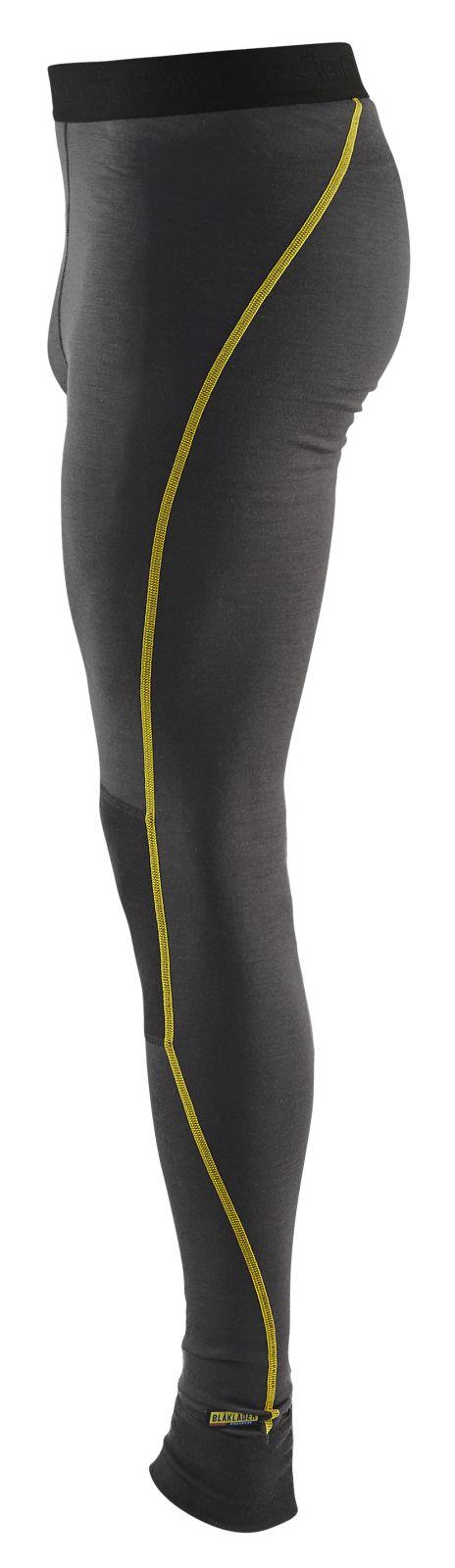 Blaklader Onderbroeken 18441734 donkergrijs-geel(9835)