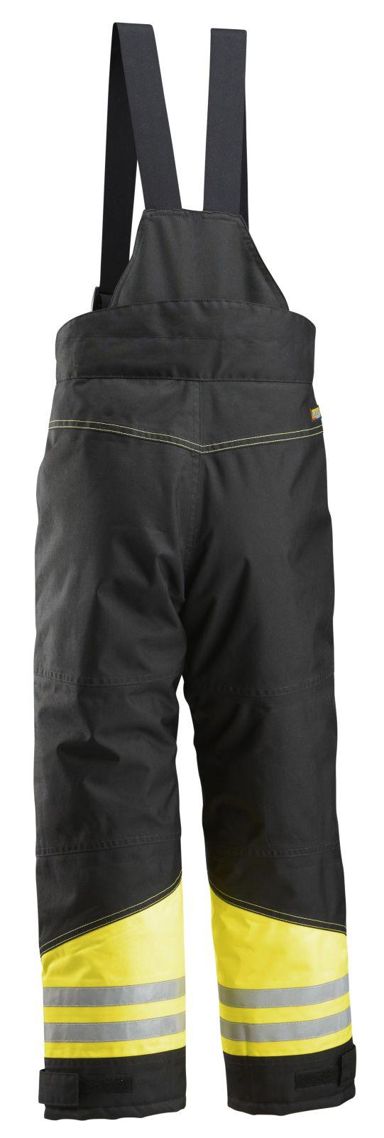 Blaklader Kinderkleding 18581977 zwart-geel(9933)