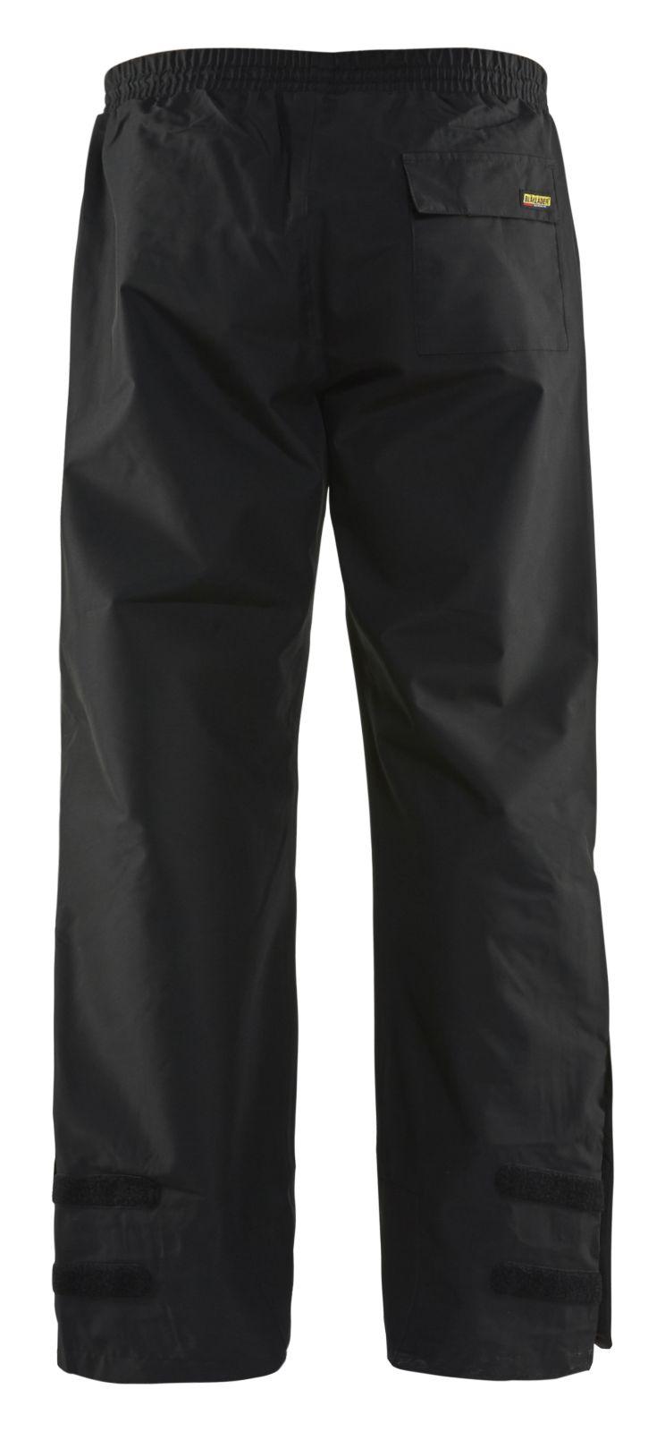 Blaklader Broeken 18661946 zwart(9900)