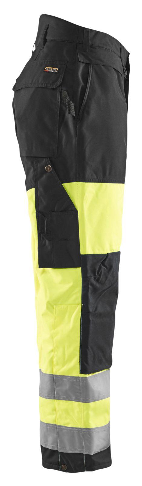 Blaklader Broeken 18831997 High Vis geel-zwart(3399)