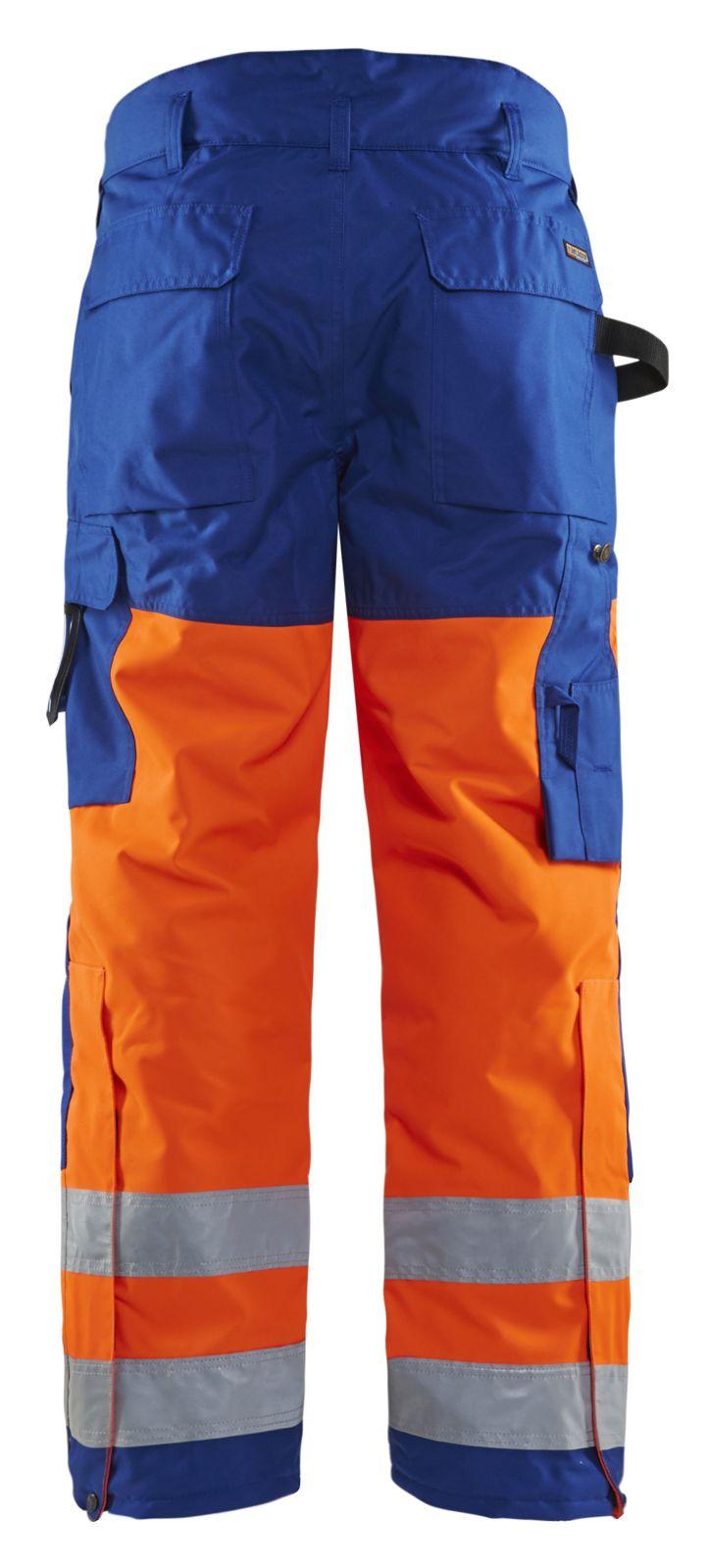 Blaklader Winterbroeken 18831997 High Vis oranje-korenblauw(5385)