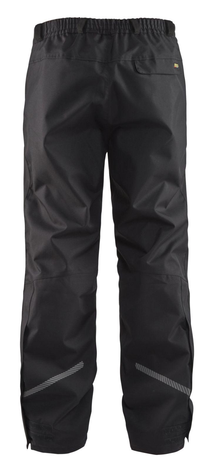 Blaklader Regenbroeken 18901977 Ademend zwart(9900)