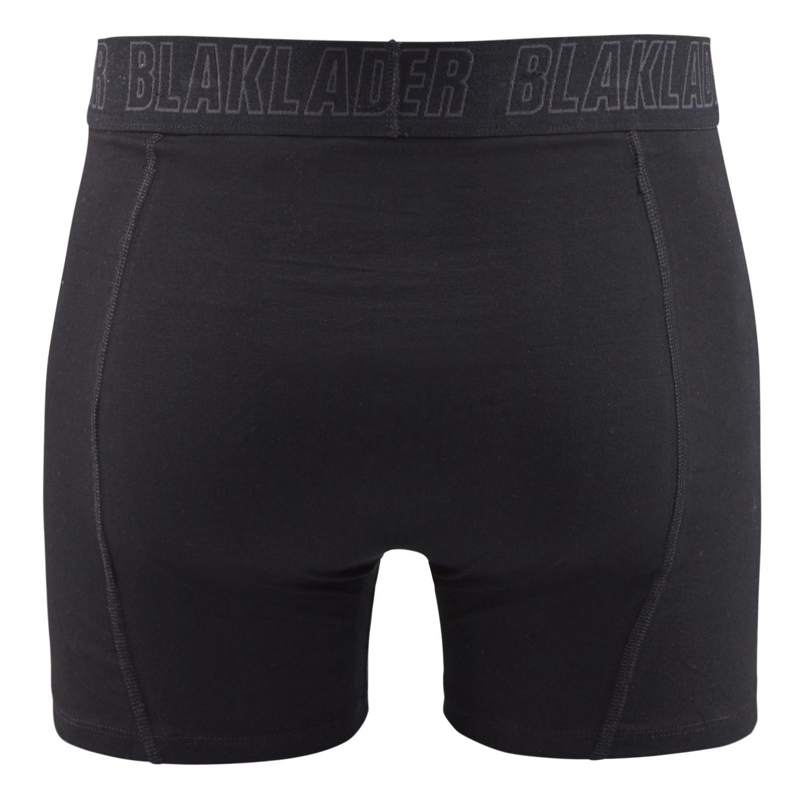 Blaklader Boxershorts 18971166 2-pack zwart(9900)