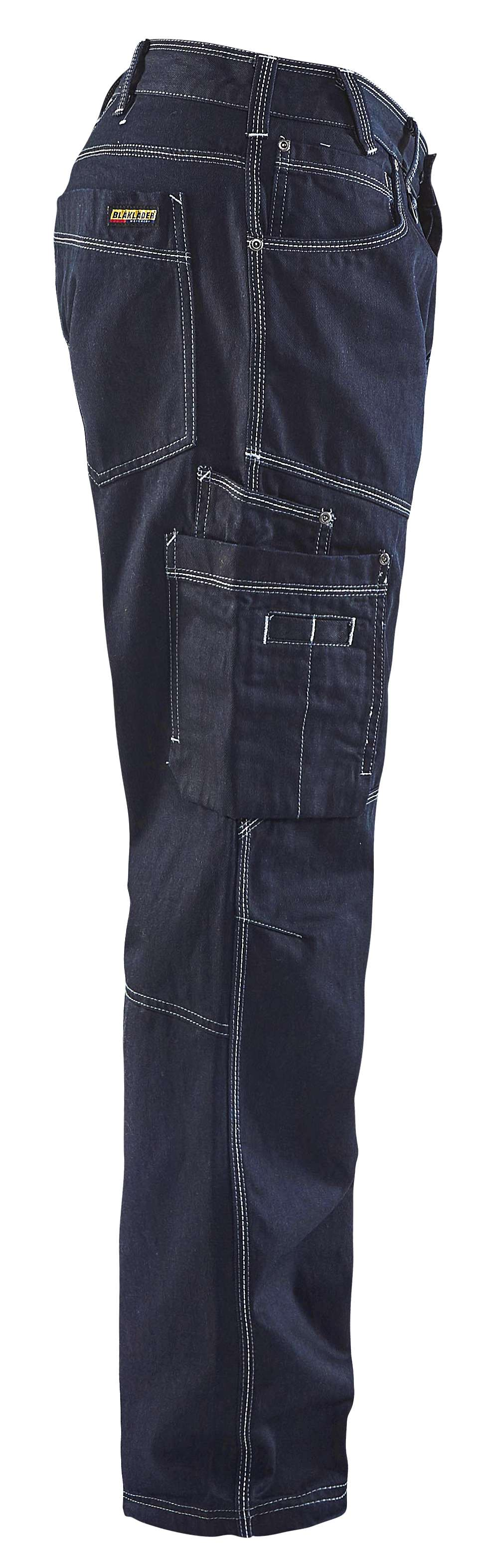 Blaklader Werkbroeken 19591140 marineblauw(8900)