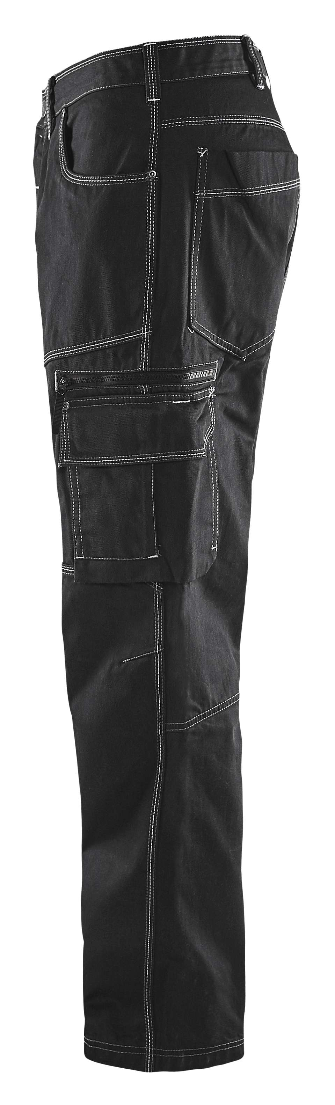 Blaklader Broeken 19591140 zwart(9900)