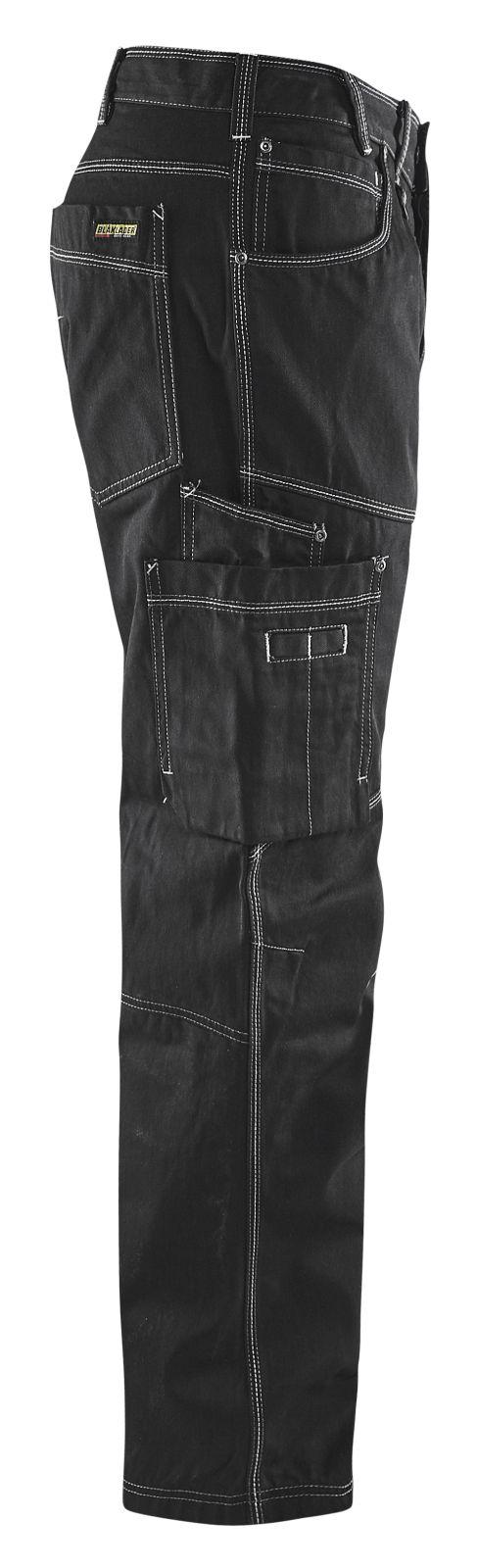 Blaklader Werkbroeken 19591140 zwart(9900)