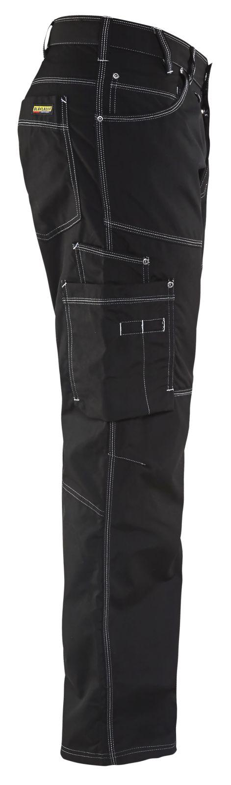 Blaklader Werkbroeken 19591845 zwart(9900)