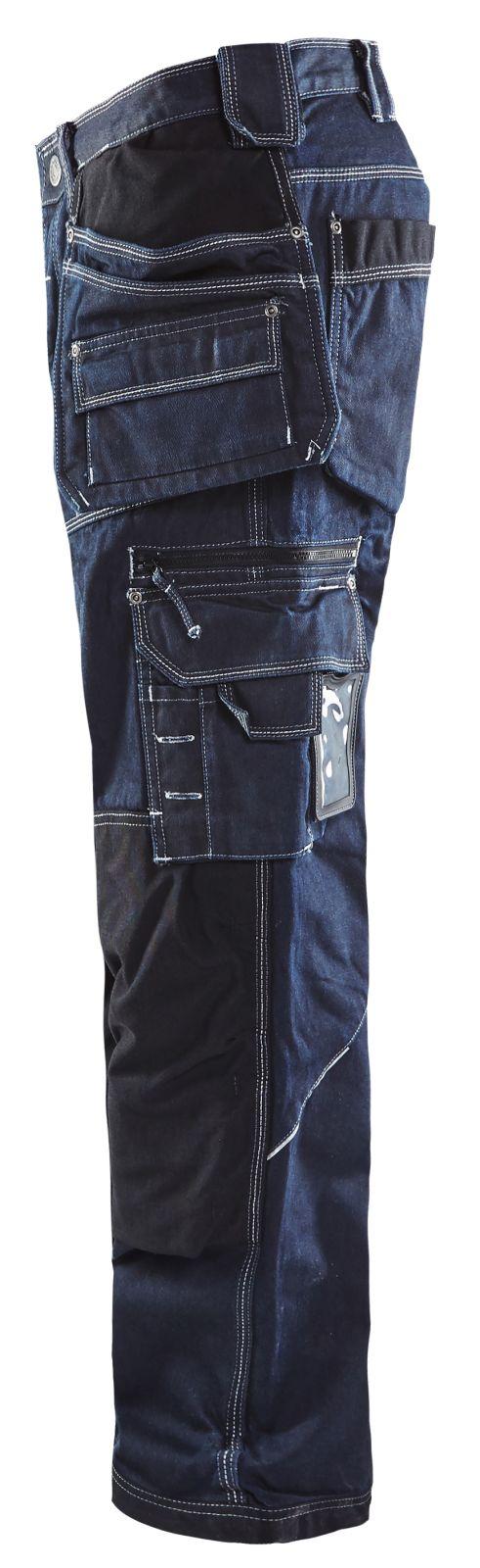 Blaklader Werkbroeken 19601140 marineblauw-zwart(8999)