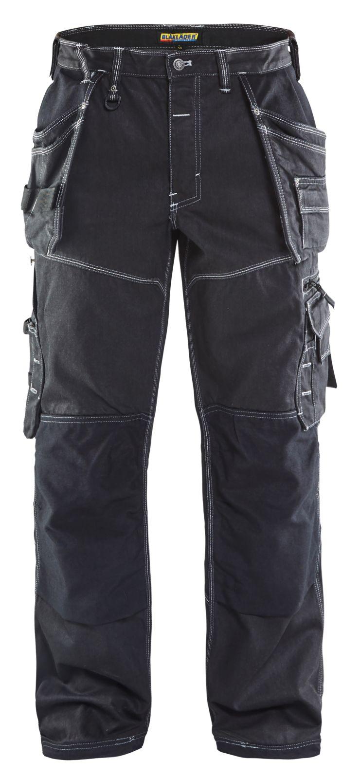 Blaklader Werkbroeken 19601140 zwart(9900)