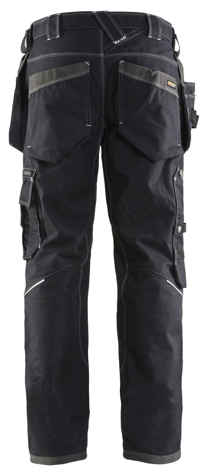 Blaklader Werkbroeken 19601145 zwart(9900)
