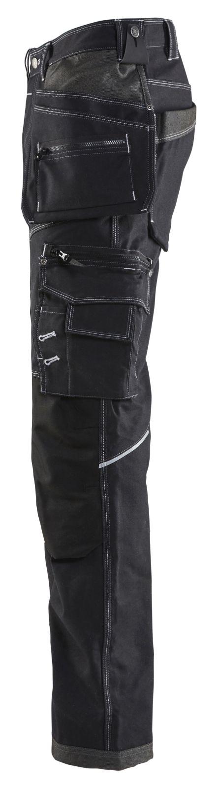Blaklader Broeken 19601145 zwart(9900)