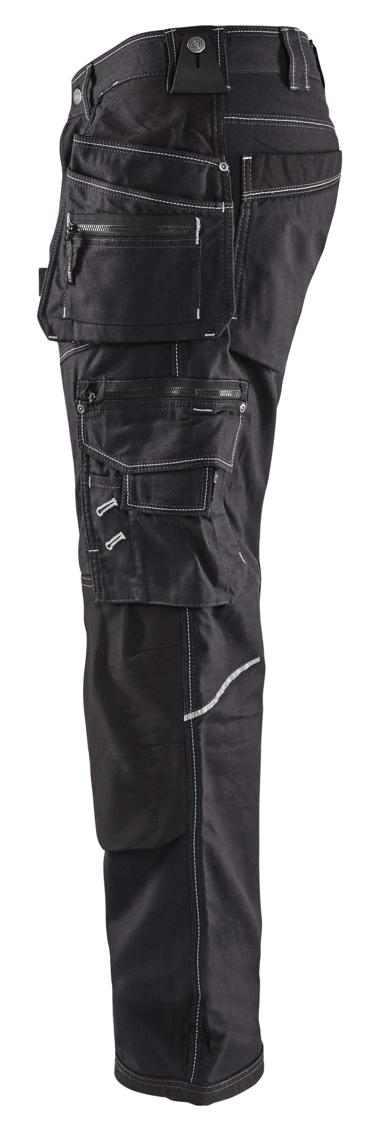 Blaklader Werkbroeken 19611146 zwart(9900)