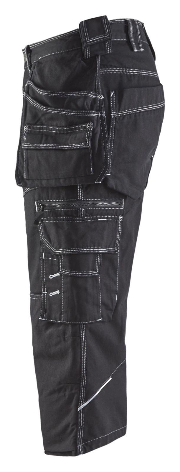 Blaklader Broeken 19621310 zwart(9900)
