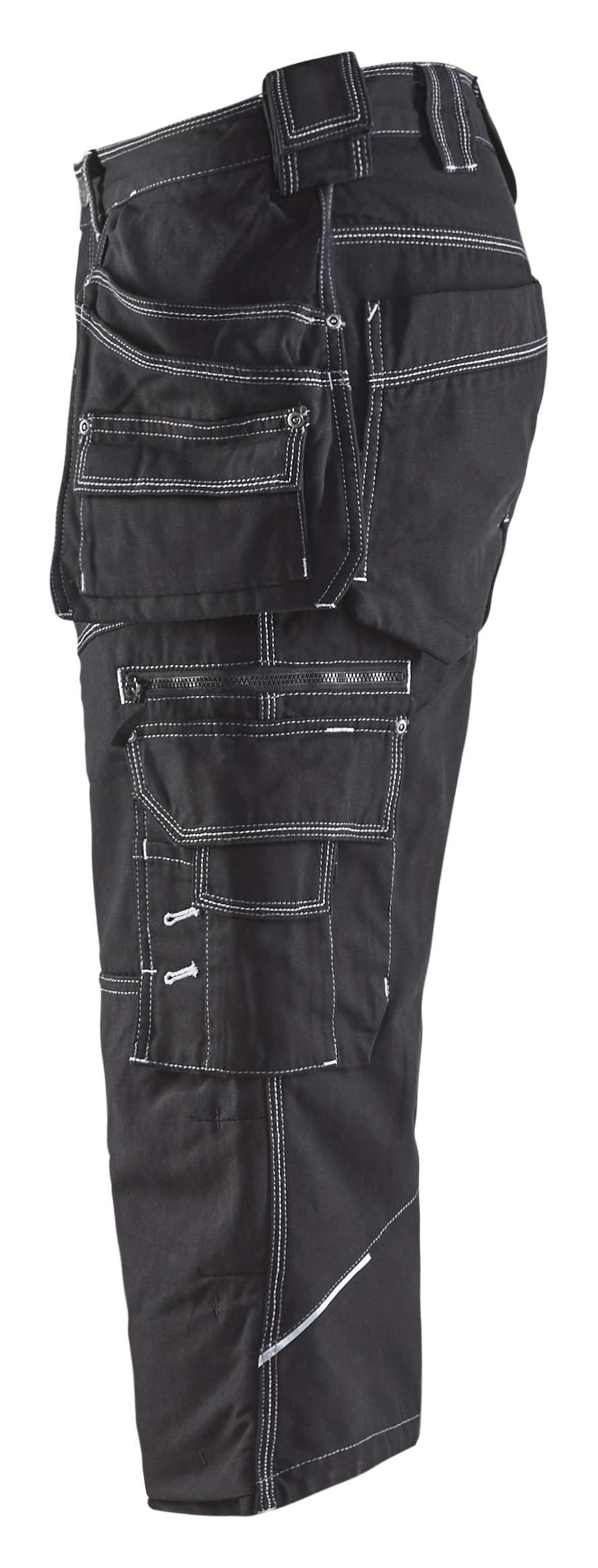 Blaklader Piraatbroeken 19621310 zwart(9900)