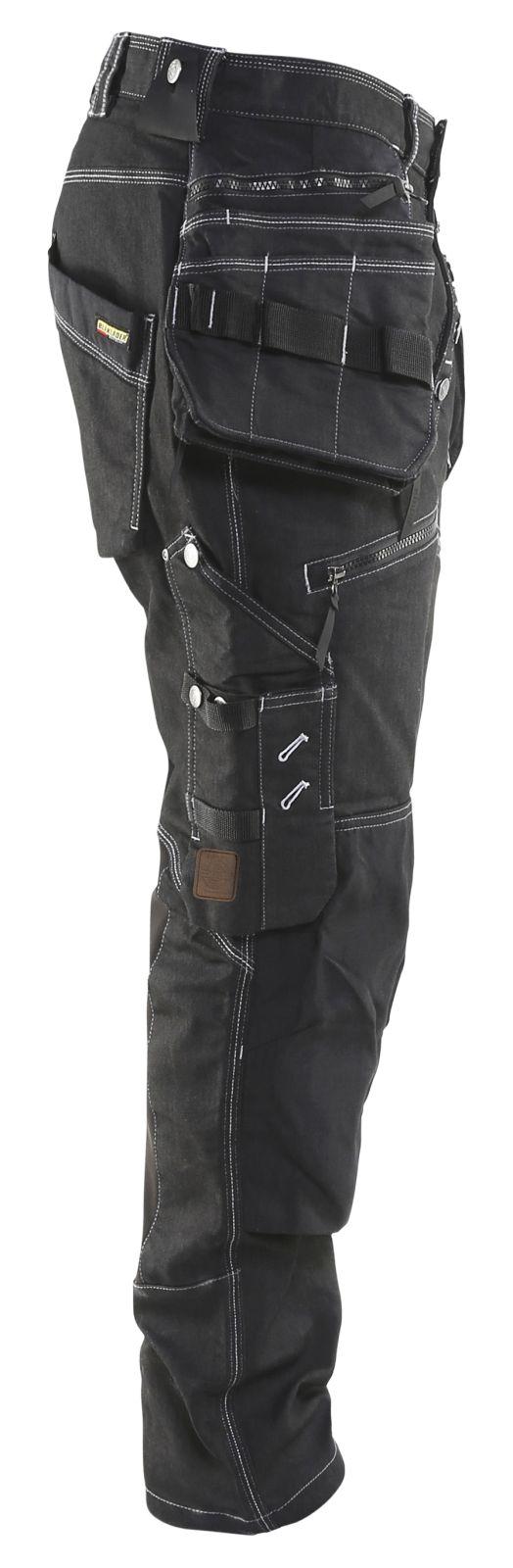 Blaklader Werkbroeken 19991141 zwart(9900)