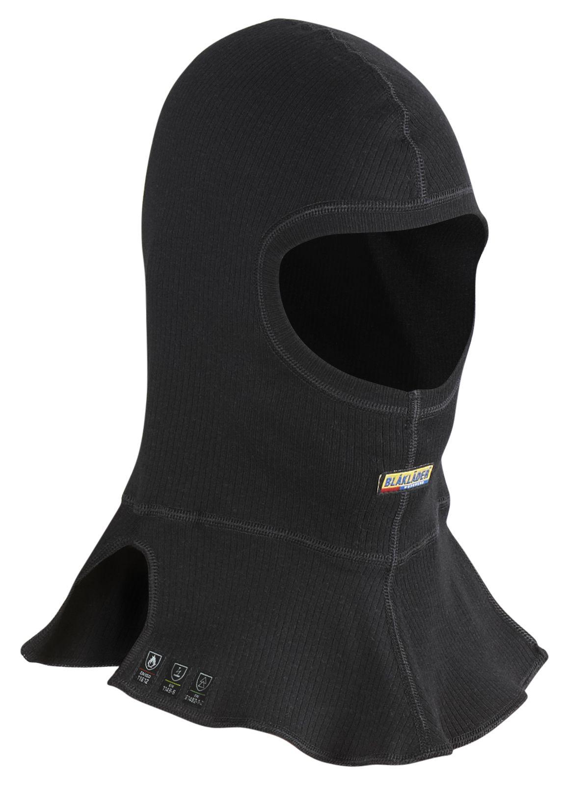 Blaklader Mutsen 20381725 Vlamvertragend zwart(9900)