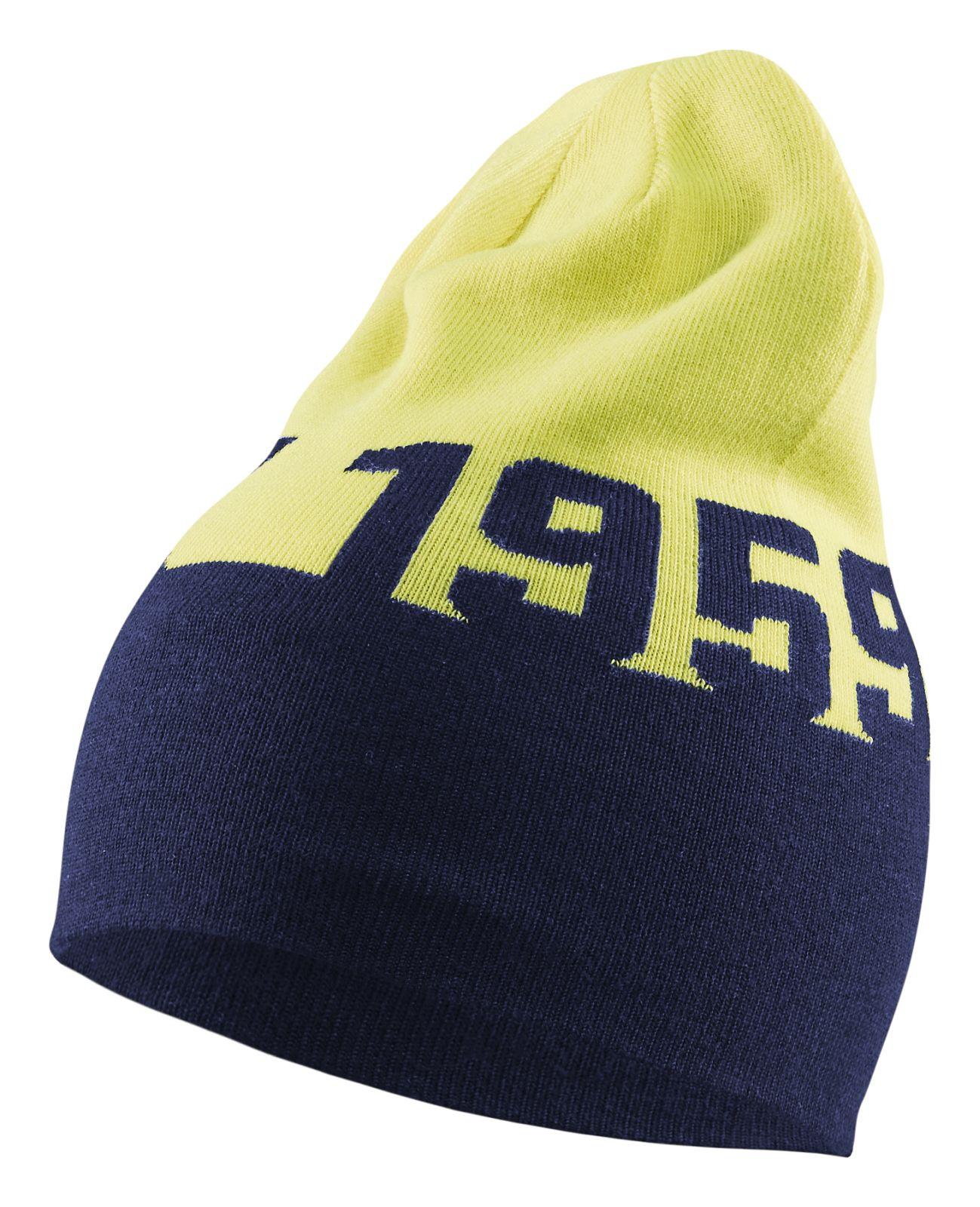 Blaklader Mutsen 20560000 marineblauw-geel(8933)
