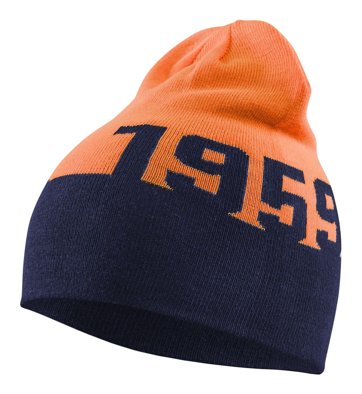 Blaklader Mutsen 20570000 marineblauw-oranje(8953)