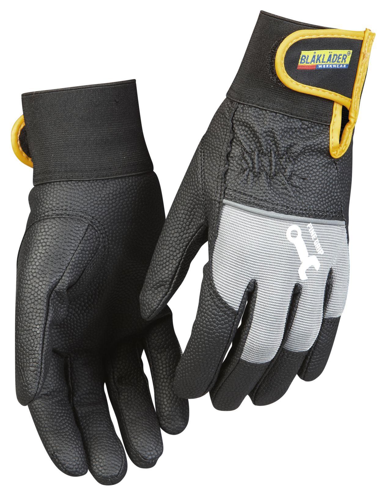Blaklader Werkhandschoenen 22453942 zwart-grijs(9994)