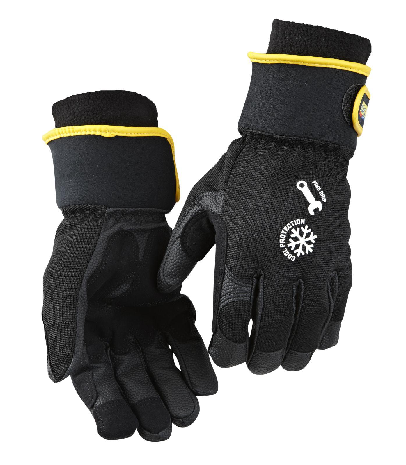 Blaklader Handschoenen 22473944 zwart-grijs(9994)