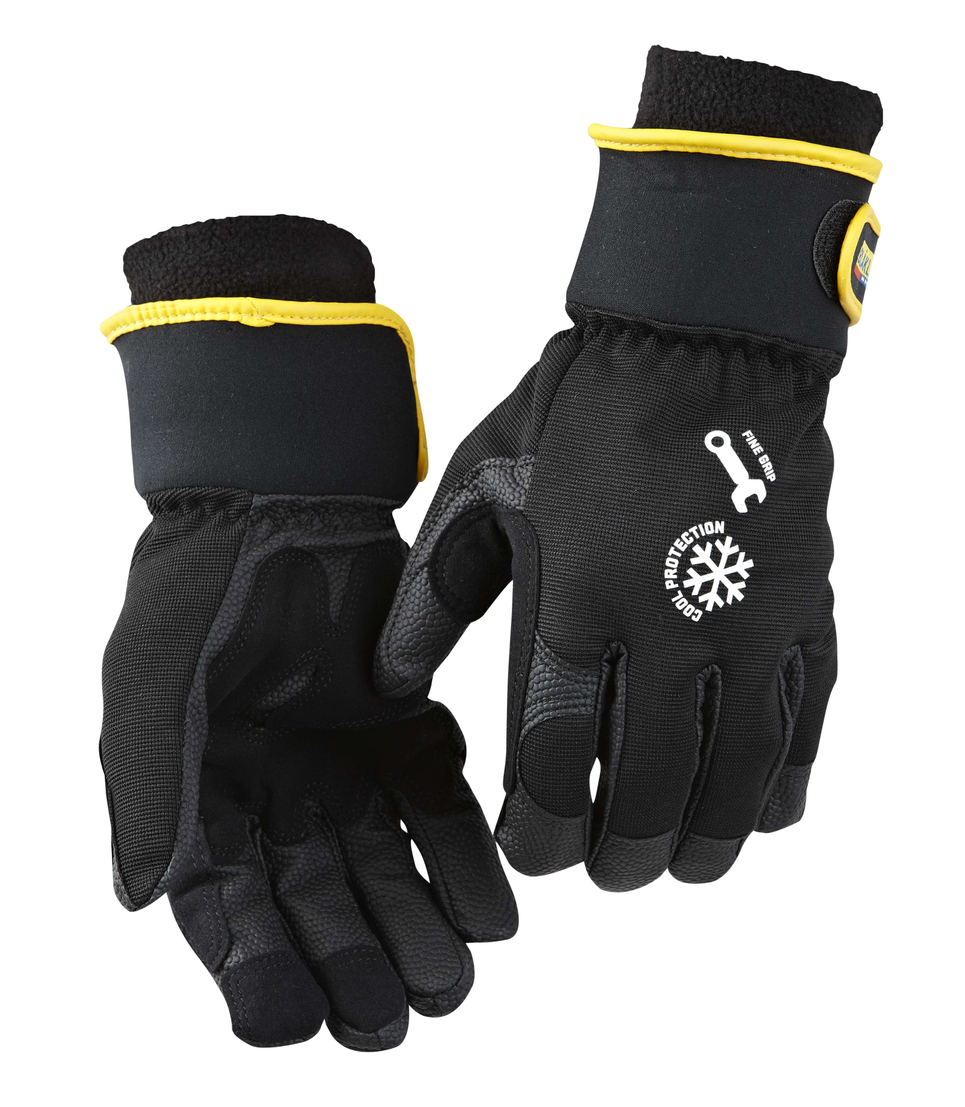 Blaklader Werkhandschoenen 22473944 zwart-grijs(9994)