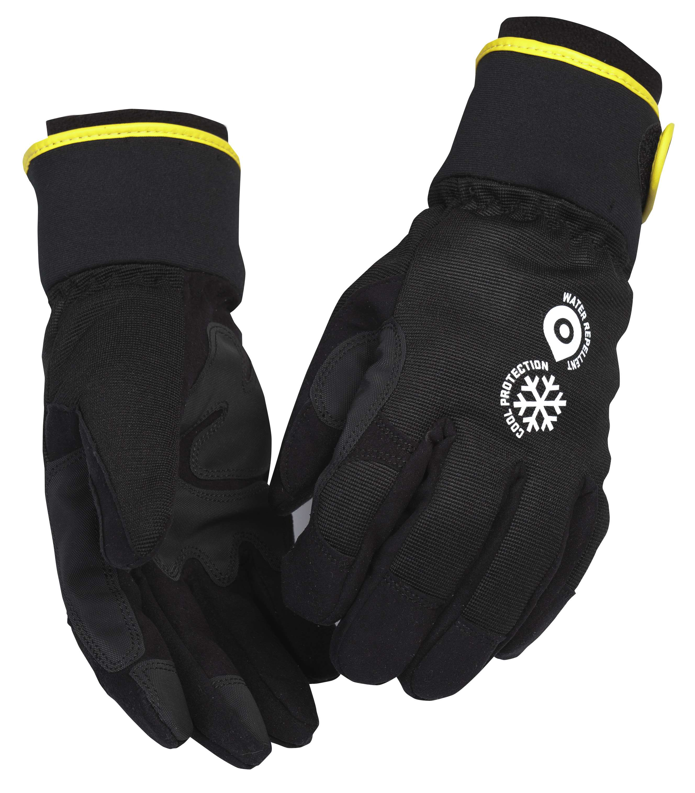 Blaklader Werkhandschoenen 22483943 zwart-grijs(9994)