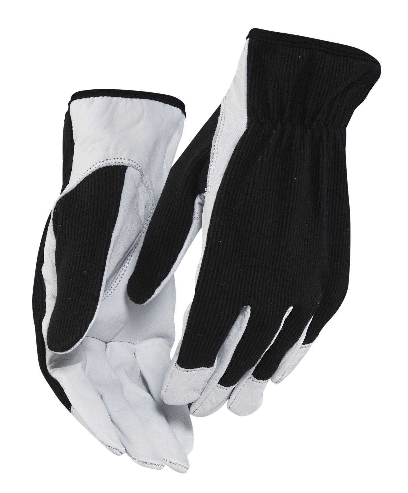 Blaklader Handschoenen 22763910 zwart-wit(9910)