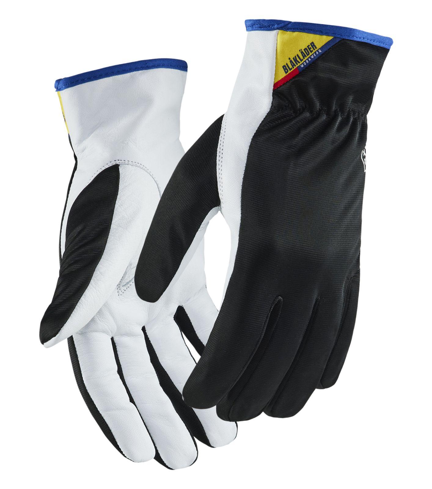 Blaklader Werkhandschoenen 22873910 zwart-wit(9910)