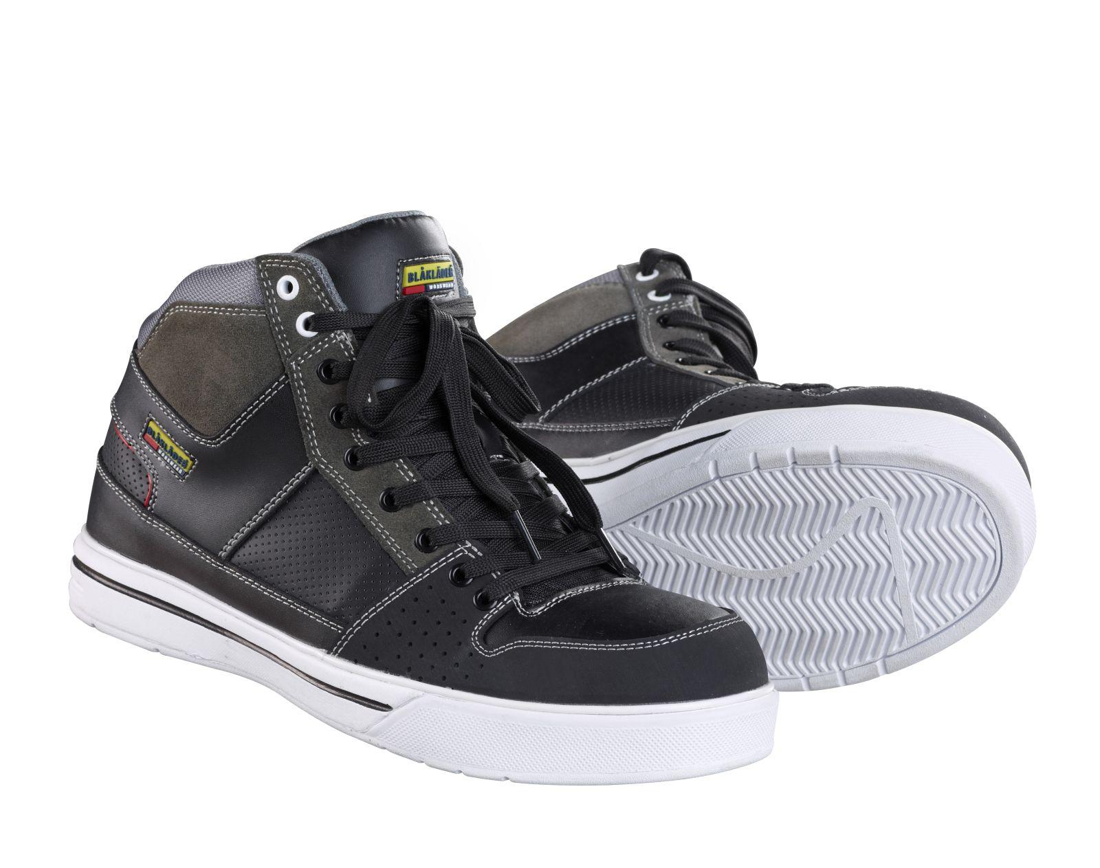 Blaklader S1P Werkschoenen- hoog 24313905 Sneaker Veilige neus- zool zwart(9900)