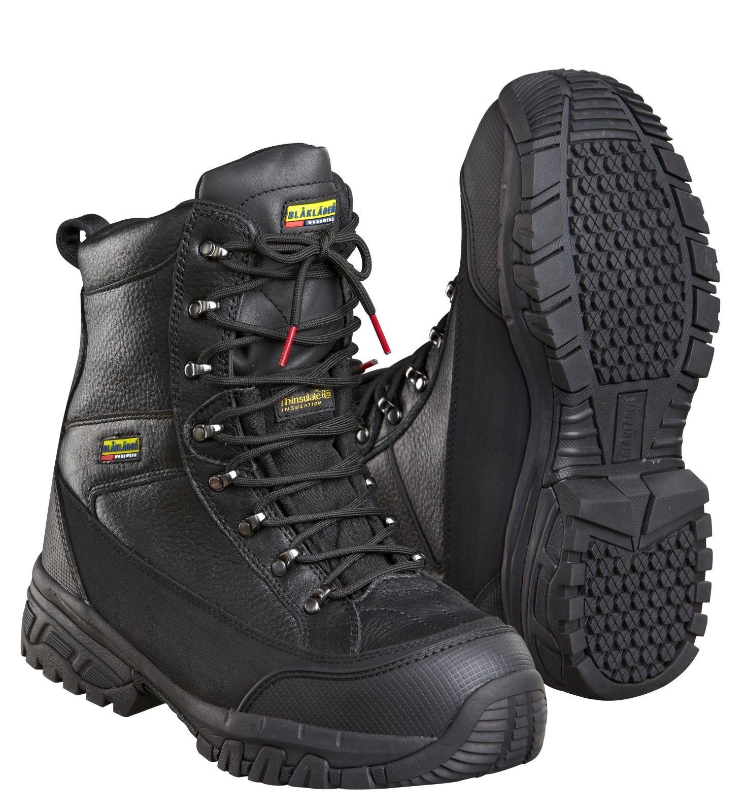 Blaklader Veiligheidslaarzen Winter 24473905 zwart(9900)