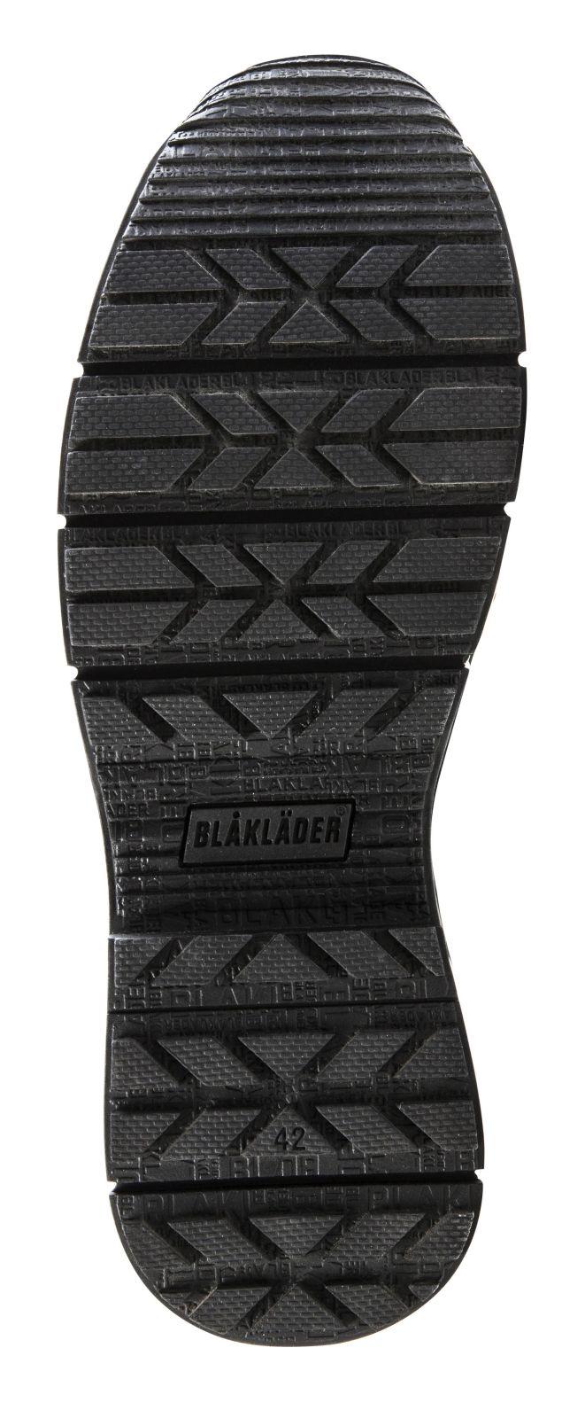 Blaklader Veiligheidsschoenen 24803904 zwart-wit(9910)