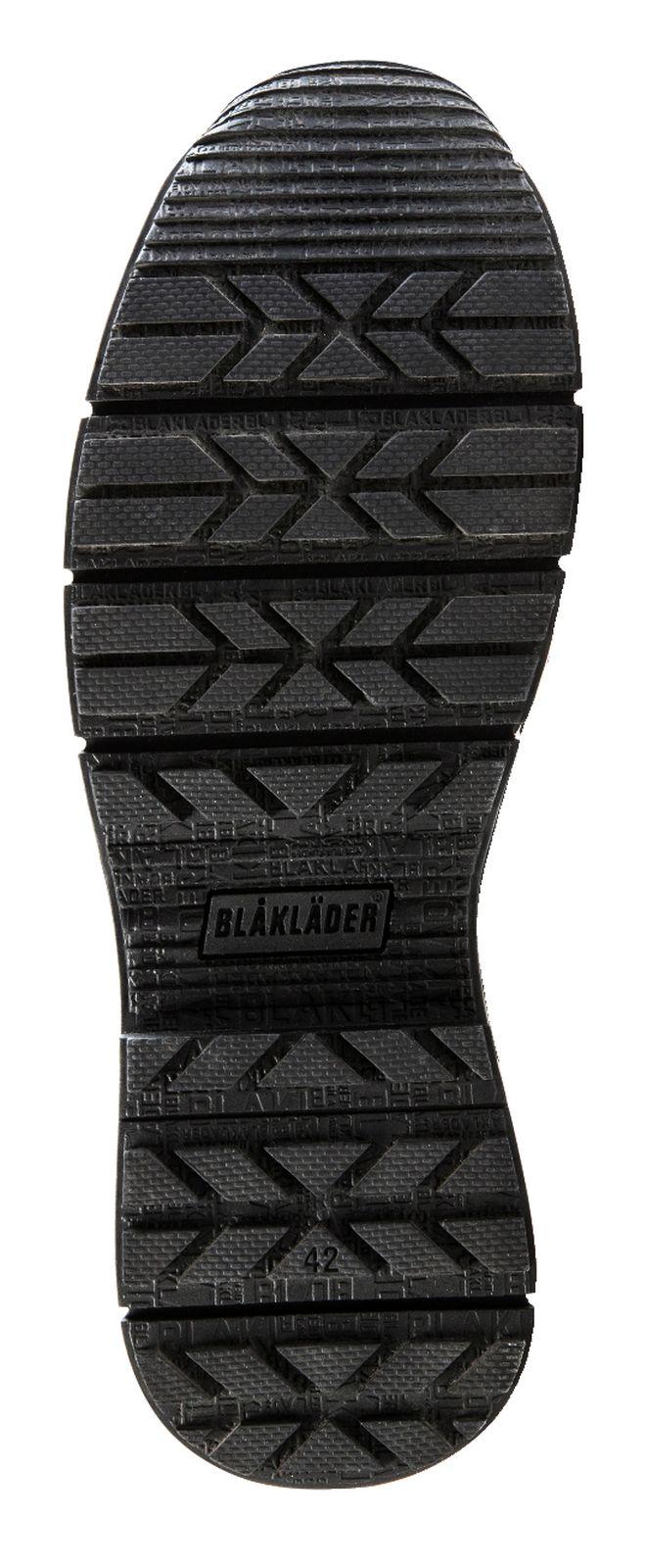 Blaklader Schoenen 24803904 zwart-wit(9910)