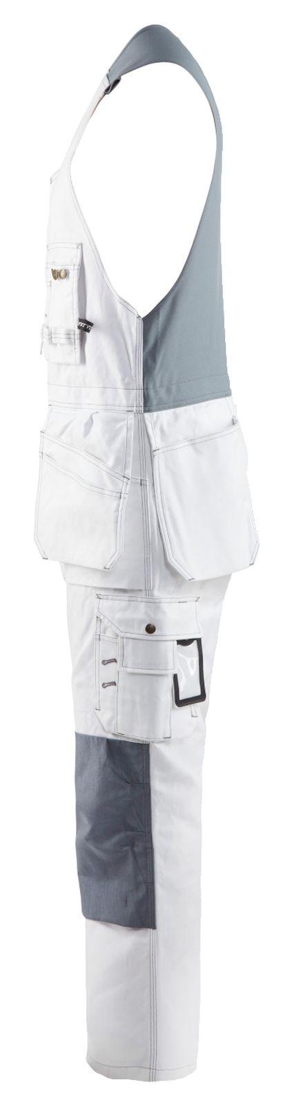 Blaklader Schilders bodybroeken 25321210 wit(1000)