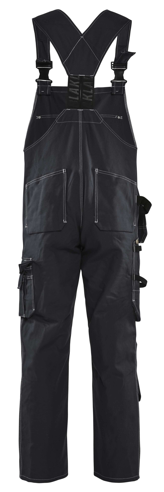 Blaklader Am. Overalls 26001370 zwart(9900)