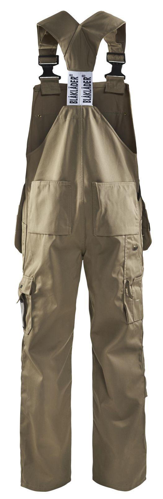 Blaklader Amerikaanse overalls 26001860 khaki(2400)